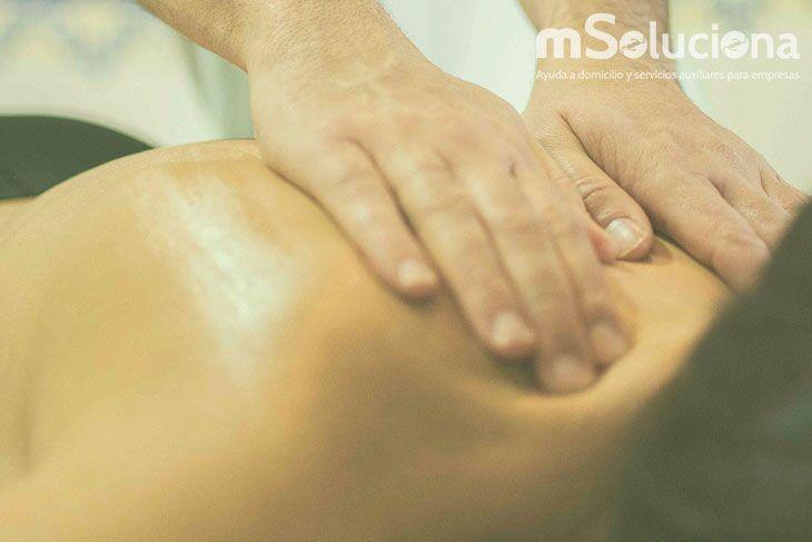 Beneficios de la fisioterapia en personas mayores: Uno a uno