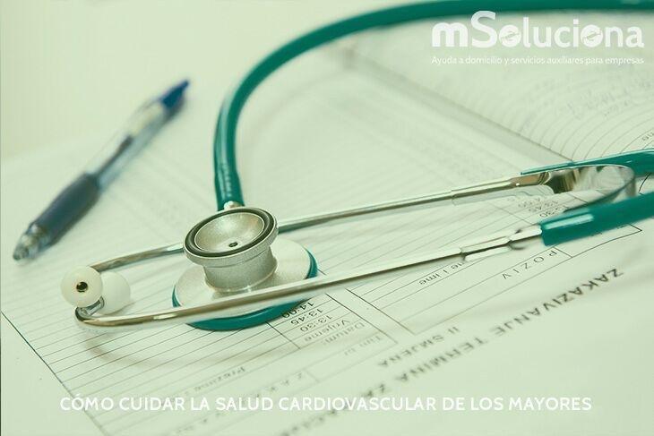 Cómo cuidar la salud cardiovascular de los mayores